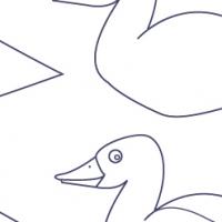 Dibujos pato